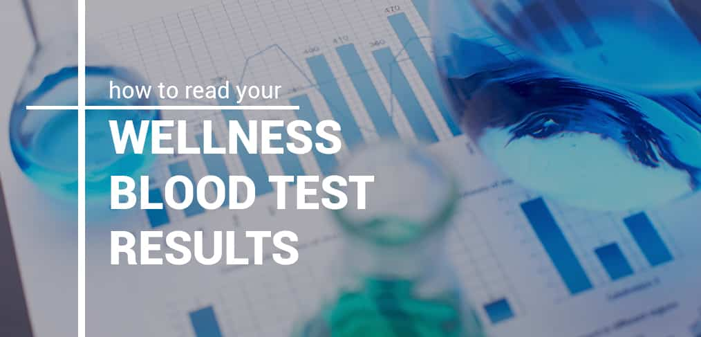 How To Read Your Wellness Blood Test Results