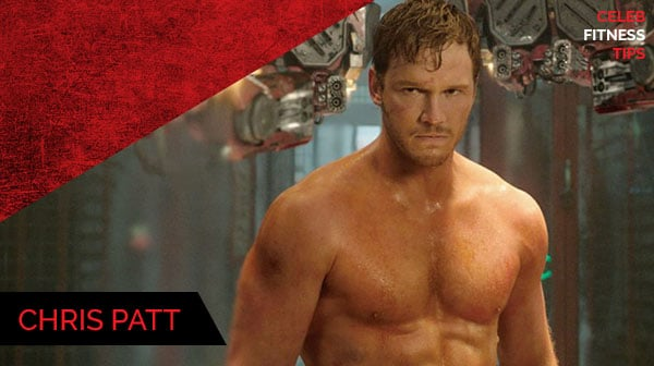Celebrity Fitness Tips - Chris Pratt