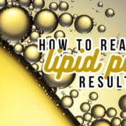 How To Read Your Lipid Panel Results