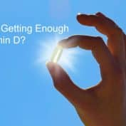 Am I Getting Enough Vitamin D?