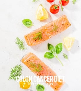 Foods And Fluids That Fight Colon Cancer Walkin Lab