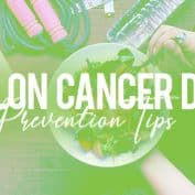 Foods and Fluids that Fight Colon Cancer
