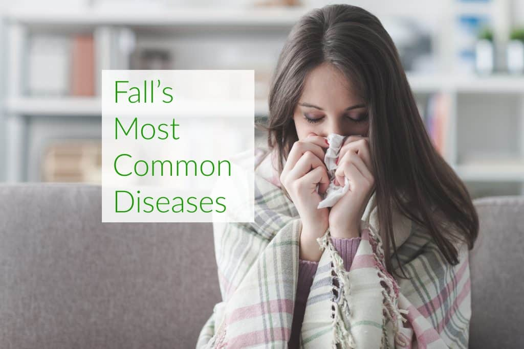 What Are Fall's Most Common Diseases?