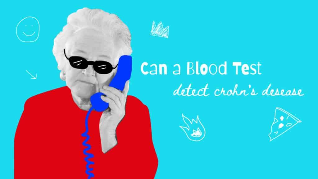 Can A Blood Test Detect Crohn's Disease?