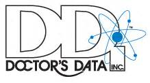 Doctor's Data Logo