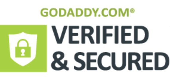 Go Daddy Verified and Secured