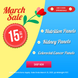 March Sales Banner