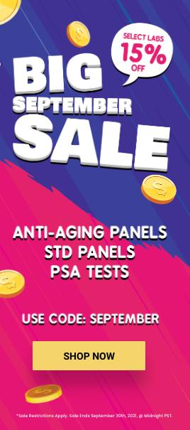 September Sales Banner