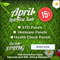 April Sales Banner